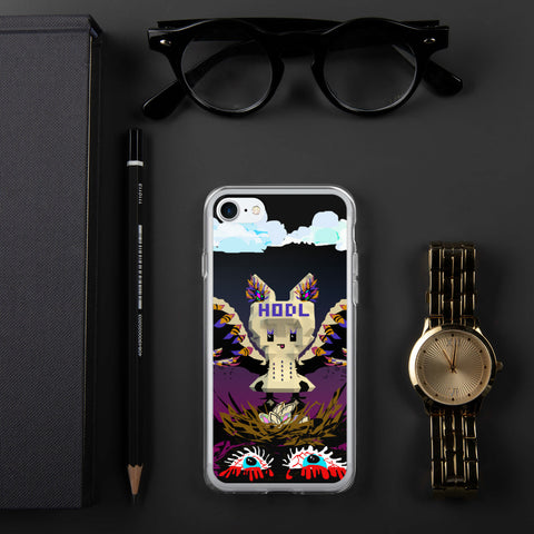 Image of SB - HODL BIRD - *iPhone Case*