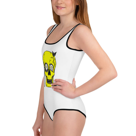 OP - Baron Yellow - *Youth Swimsuit*