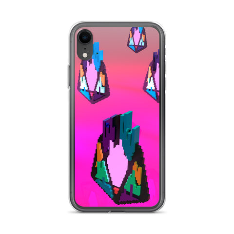 Image of FY - Pixeos Voxel - *iPhone Case*