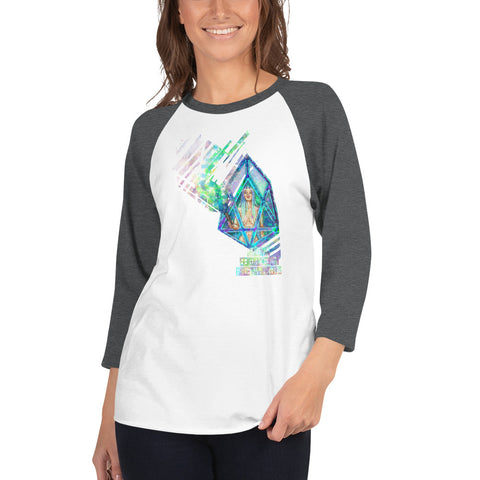 AV - EOS Torch Bearer - *Women's 3/4 sleeve Shirt*