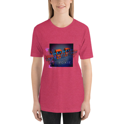 Image of FY - Cyberpunk Voxie - *Women's Short-Sleeve T-Shirt*