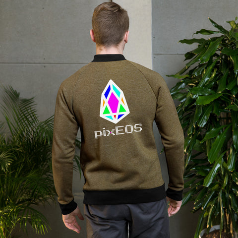 Image of PIX - Nega-pixEOS - *Men's Bomber Jacket*