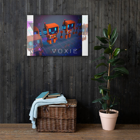 Image of FY - Cyberpunk Voxie - *Canvas*
