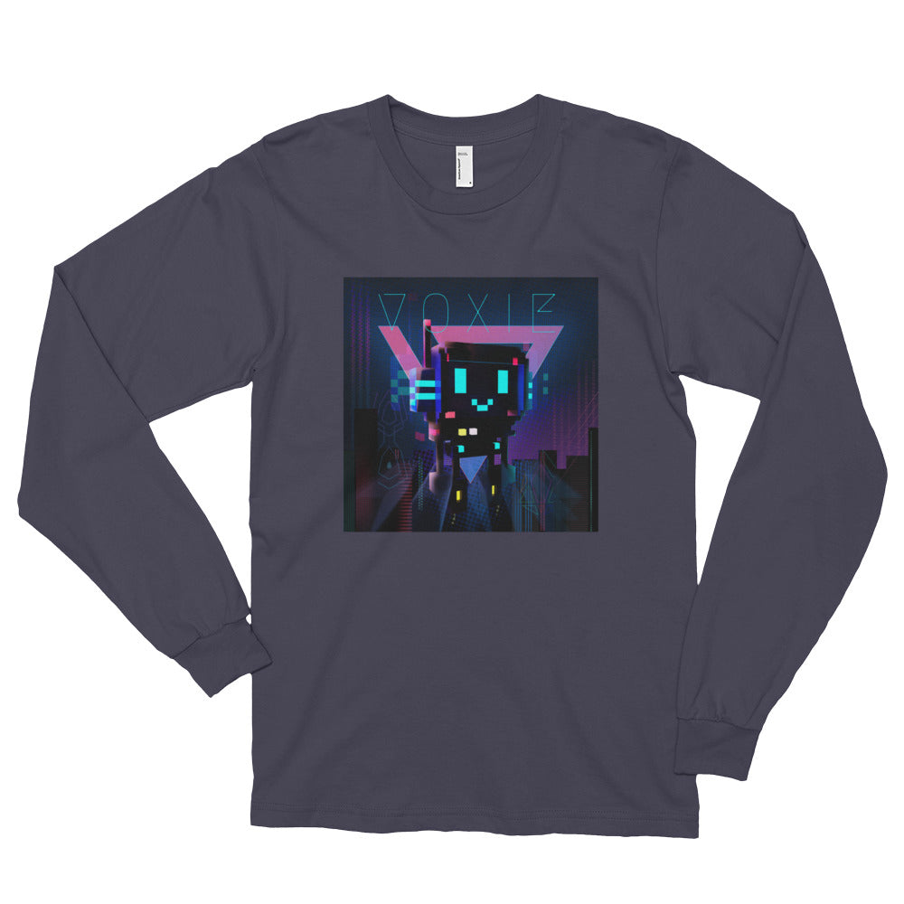 FY - Cyberpunk Voxie 2 - *Women's Long sleeve t-shirt*