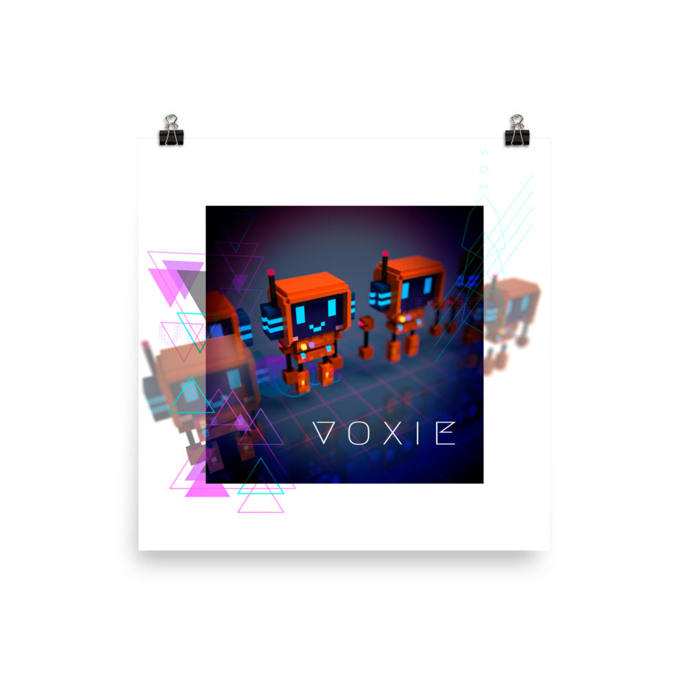 FY - Cyberpunk Voxie - *Poster*