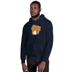 HA - Foxie/Hailey  - *Men's/Women's/Unisex Hooded Sweatshirt*