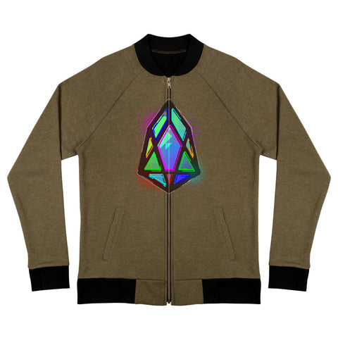 Image of FY - pixEOS Hub - *Women's Bomber Jacket*