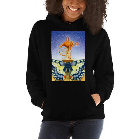 RH - Chameleon Dame - *Hooded Sweatshirt*