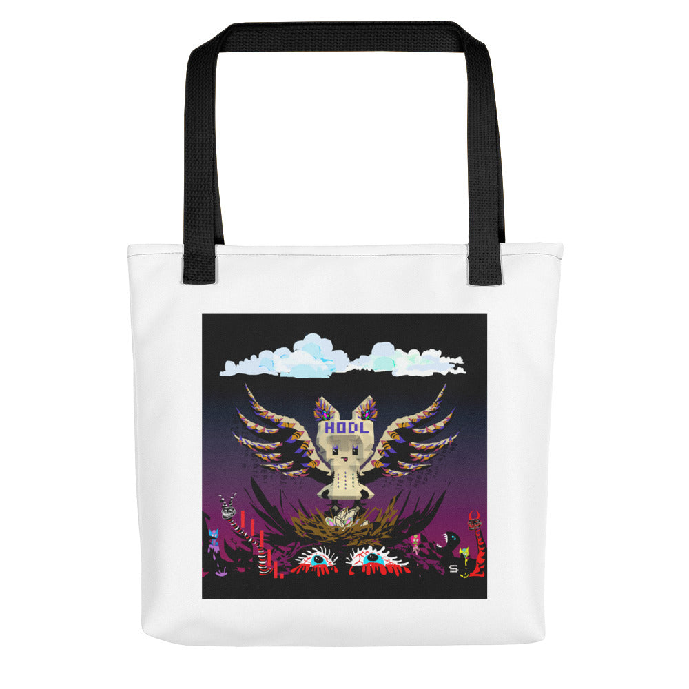 SB - HODL BIRD - *Tote bag*