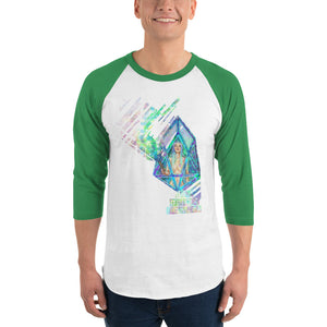 AV - EOS Torch Bearer - *Men's 3/4 sleeve Shirt*
