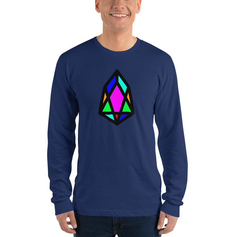 PIX - pixEOS Logo Classic - *Men's Long Sleeve T-Shirt*