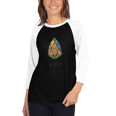 Image of RB - EOS - *Women's 3/4 Sleeve Shirt*