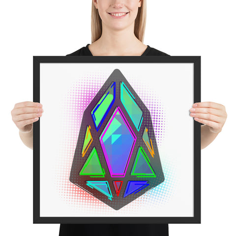 Image of FY - pixEOS Hub - *Framed photo paper poster*