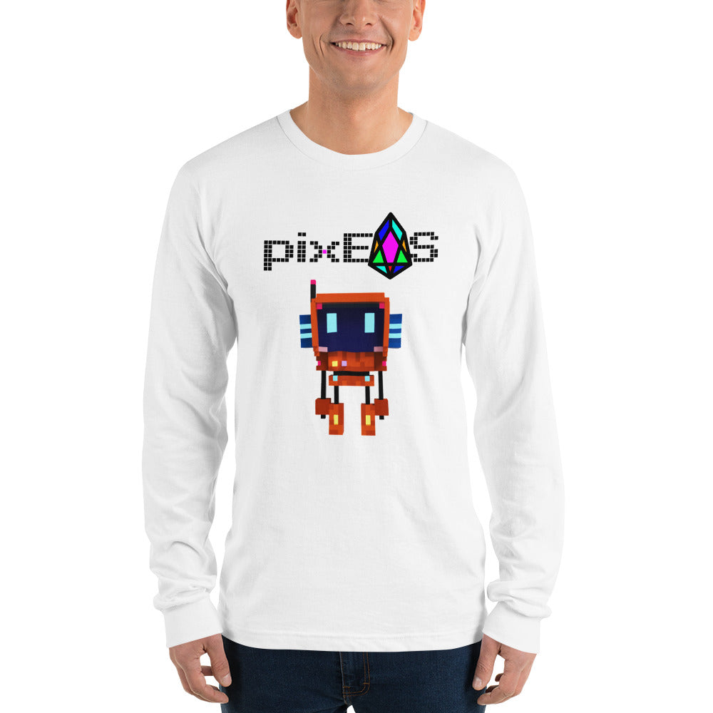PIX - Voxie 3 - *Men's Long Sleeve T-Shirt*