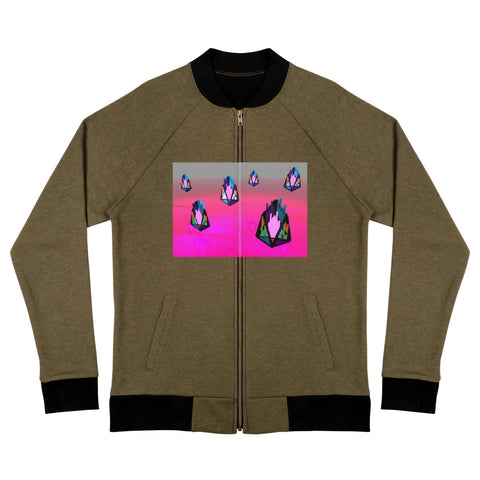 Image of FY - Pixeos Voxel - *Women's Bomber Jacket*