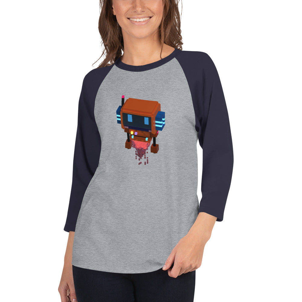 FY - Voxie Rocket - *Women's 3/4 sleeve Shirt*