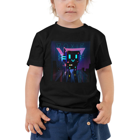 Image of FY - Cyberpunk Voxie 2 - Toddler Tee