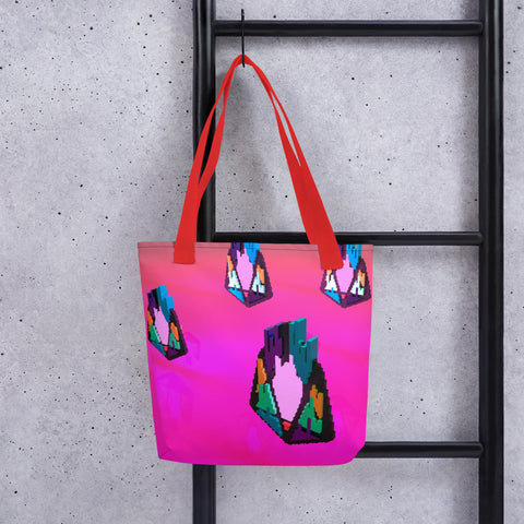 Image of FY - Pixeos Voxel - *Tote Bag*