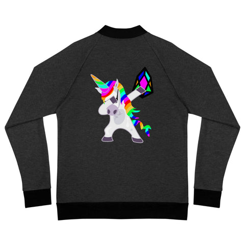 Image of YM - Dabing Unicorn - *Bomber Jacket*