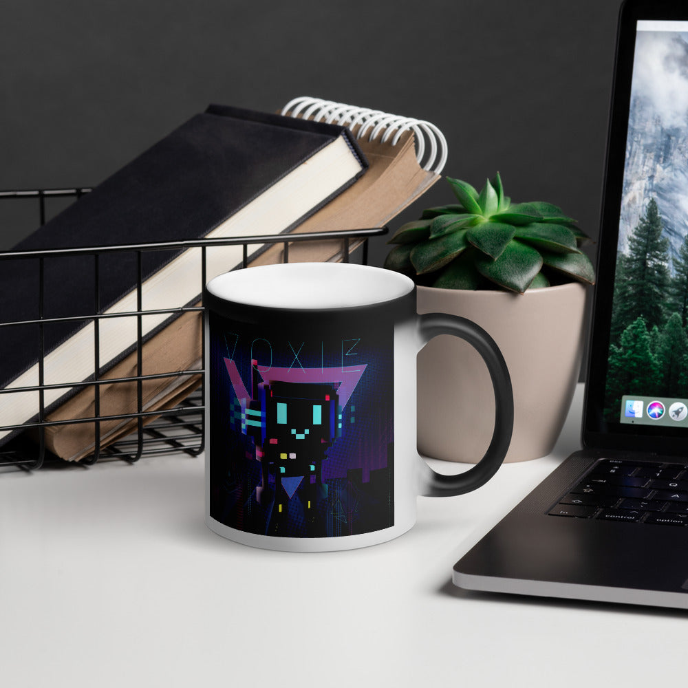 FY - Cyberpunk Voxie 2 - *Color-Changing Mug*