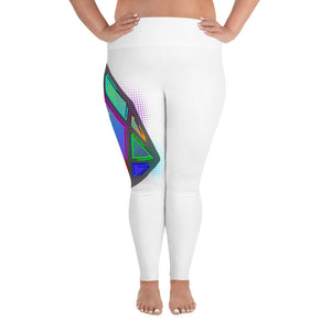 FY - pixEOS Hub - *Women's Plus Size Leggings*