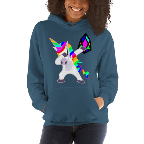 YM - Dabing Unicorn - *Hooded Sweatshirt*