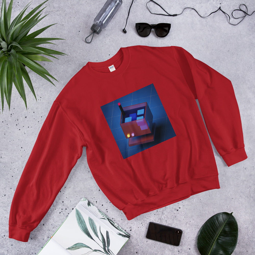 FY - Voxie Drink - *Men's Sweatshirt*