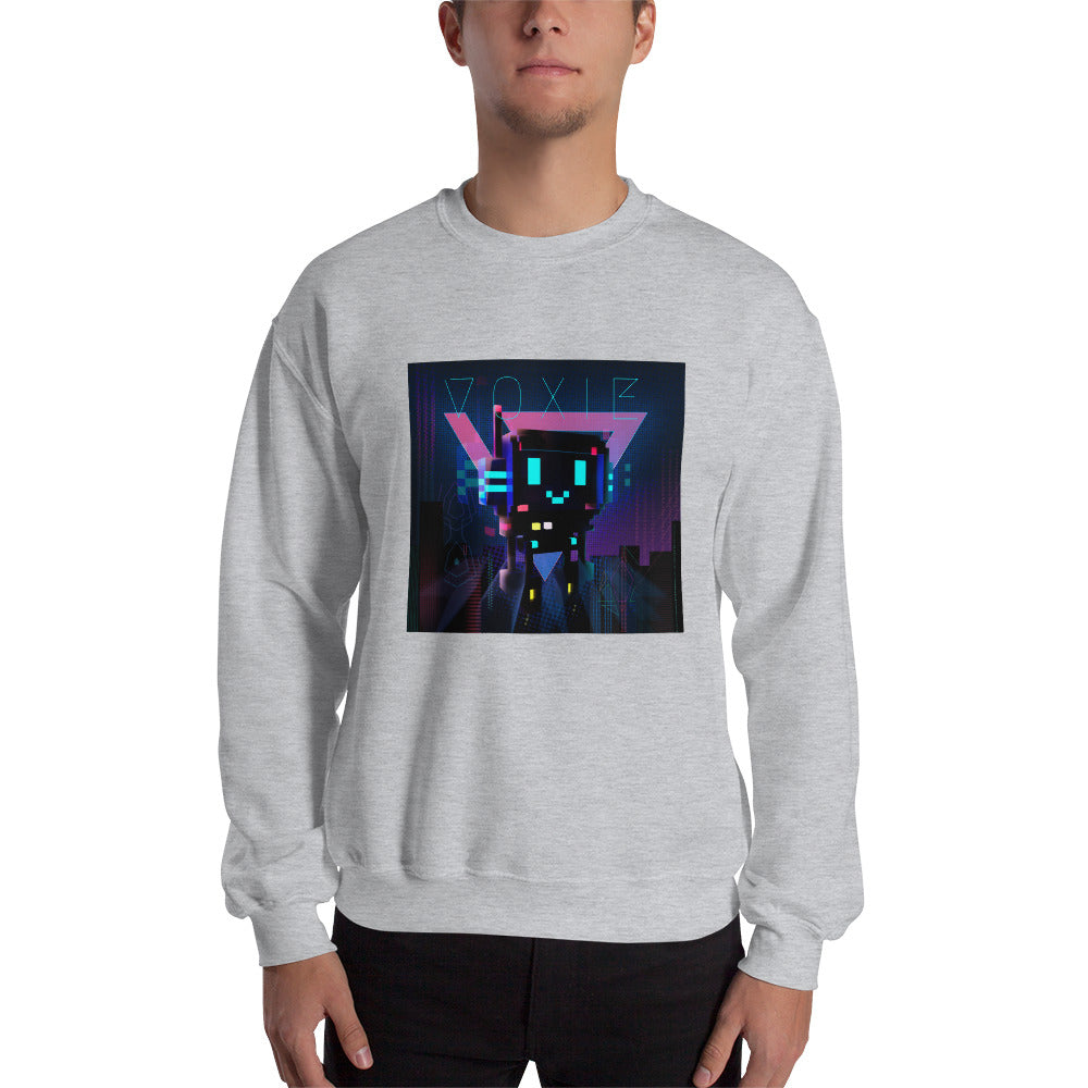 FY - Voxie Cyberpunk 2 - *Men's Sweatshirt*