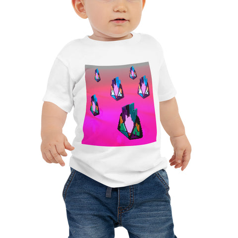 Image of FY - Pixeos Voxel - *Baby Short Sleeve Tee*
