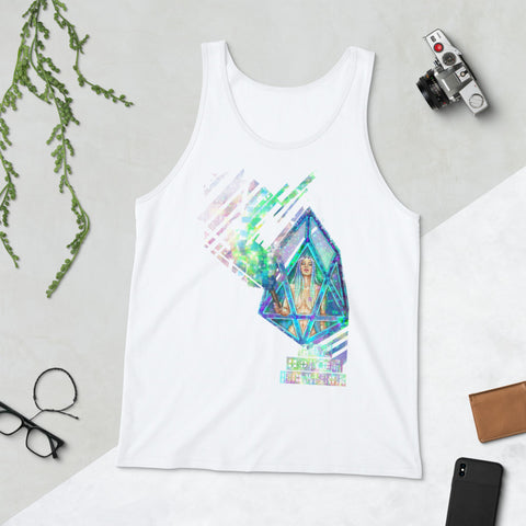 Image of AV - EOS Torch Bearer - *Unisex Tank Top*