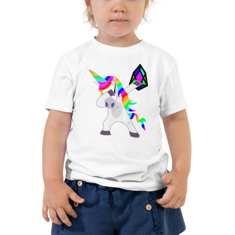 YM - Dabing Unicorn - *Toddler Tee*