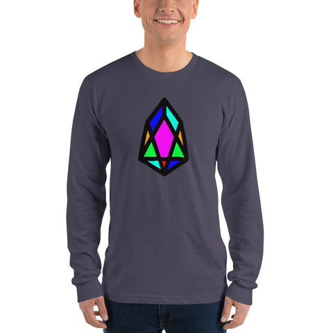 Image of PIX - pixEOS Logo Classic - *Men's Long Sleeve T-Shirt*