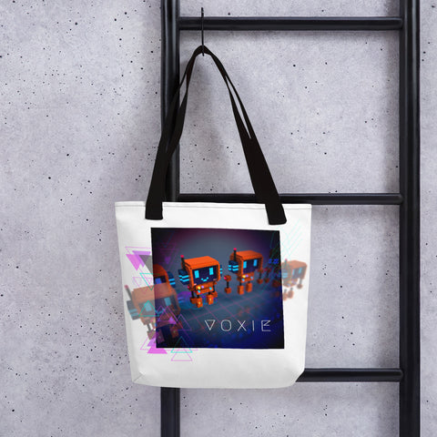 Image of FY - Cyberpunk Voxie - *Tote bag*