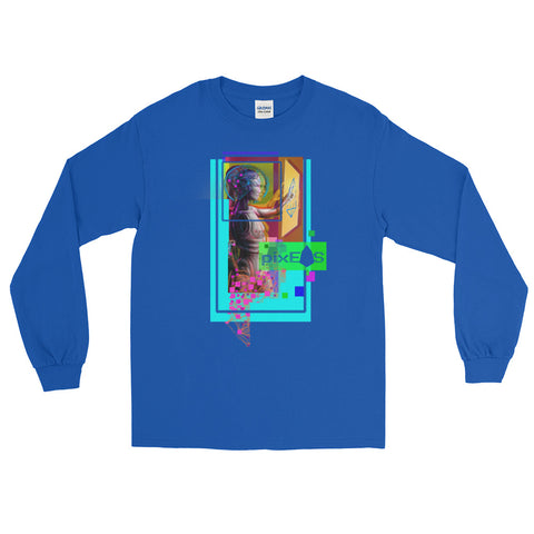 AV - Pixsheos Power - *Unisex Long Sleeve T-Shirt*