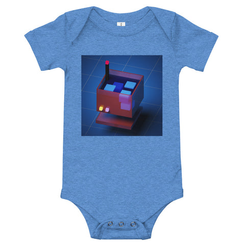 Image of FY - Voxie Drink - *Baby Bodysuit*