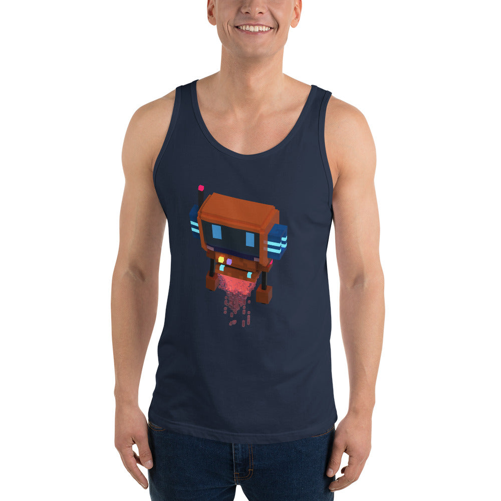 FY - Voxie Rocket - *Men's Tank Top*