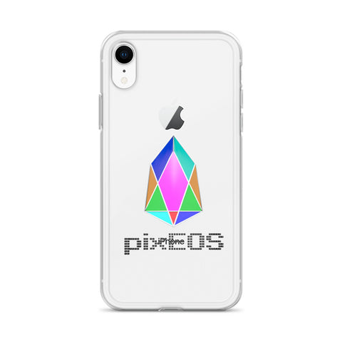 PIX - pixEOS logo 3D 2 - *iPhone Case*