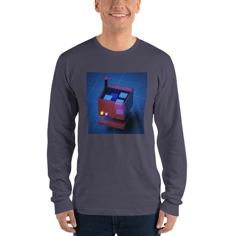 Image of FY - Voxie Drink - *Men's Long Sleeve T-Shirt*