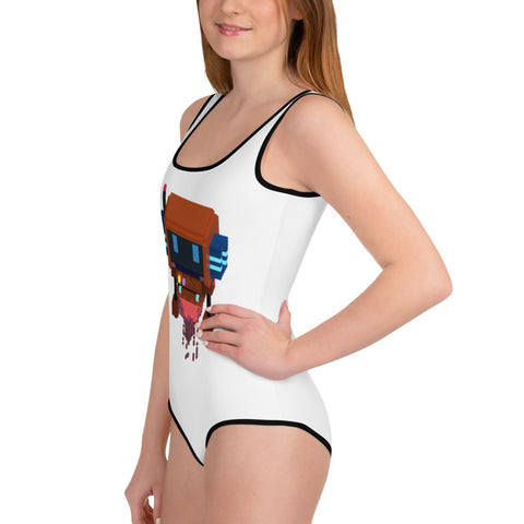 FY - Voxie Rocket - *Youth Swimsuit*