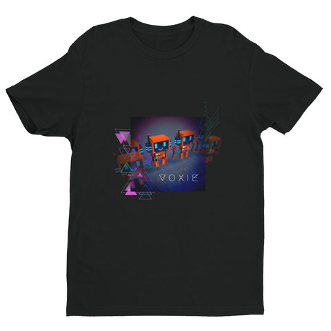 Image of FY - Cyberpunk Voxie - *Men's Premium T-Shirt*