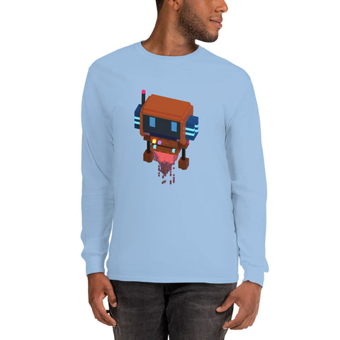 Image of FY - Voxie Rocket - *Men's Long Sleeve T-Shirt*