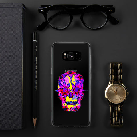 Image of OP - Pink Skully - *Samsung Case*