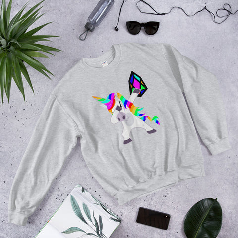 Image of YM - Dabing Unicorn - *Sweatshirt*
