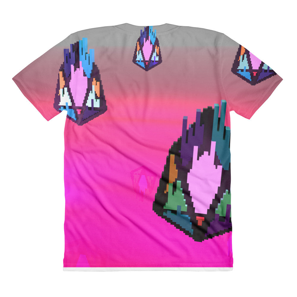 FY - Pixeos Voxel - *Women's Sublimation T-shirt*