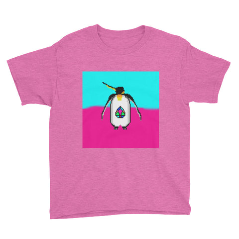 Image of JN - Penguin - *Youth T-Shirt*