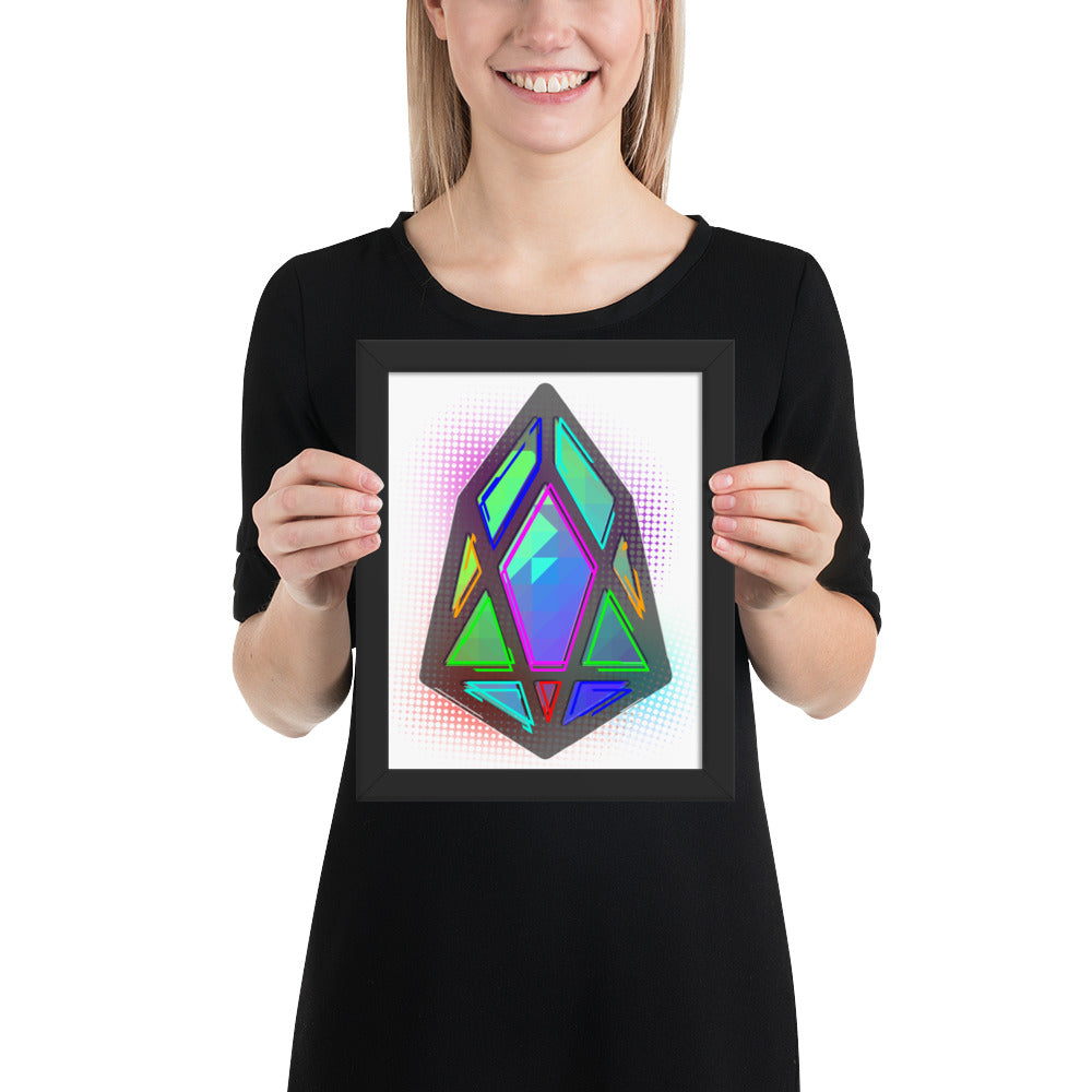FY - pixEOS Hub - *Framed photo paper poster*