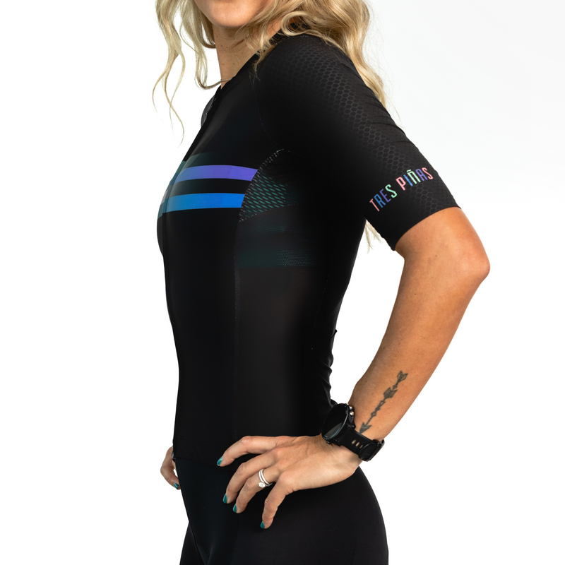 Women's Phantom Pro Jersey - Black