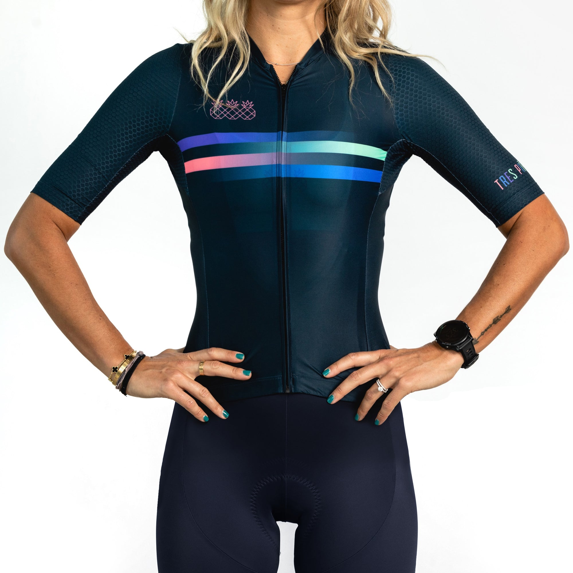 Women's Phantom Pro Jersey - Dark Navy