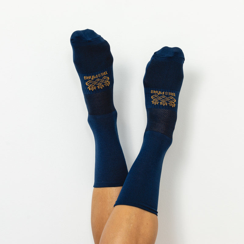 Dark Navy Socks