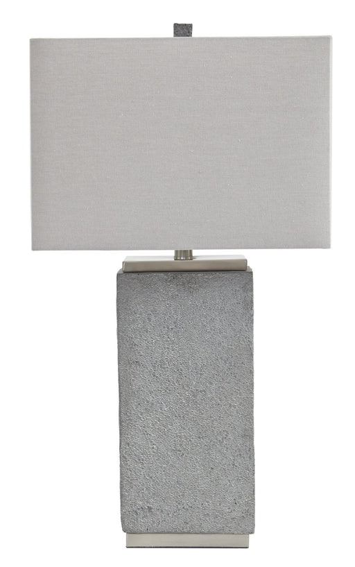 Amergin Poly Table Lamps - pack of 2 - Austin's Couch Potatoes Furniture